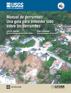 Manual de Derrumbes