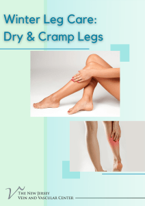 Winter Leg Care: Dry & Cramp Legs
