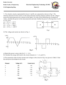 electric circuits 9th edition solution